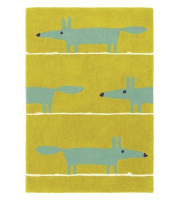 Teppich Mr Fox - Amber