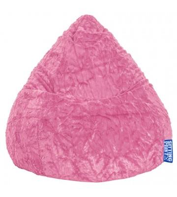 BeanBag FLUFFY - Pink