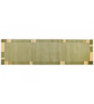 Handknüpfteppich Nepalus TK-02 - Grün