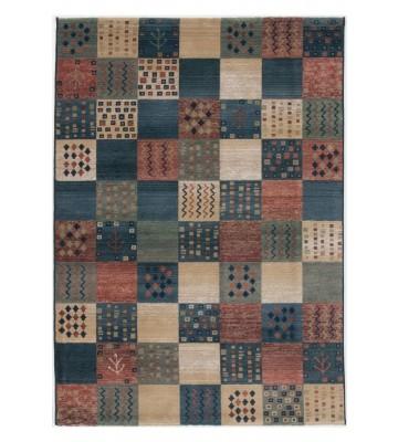 Karo Teppich Gabiro Des.2274 - Multicolor