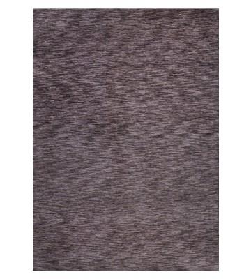Melierter Teppich Nebraska Uni - Braun