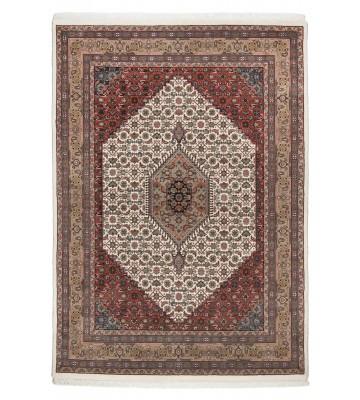 THEKO die markenteppiche Perser Teppich Benares Bidjar Beige