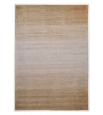 THEKO die markenteppiche Schurwollteppich Wool Star Ombre Beige
