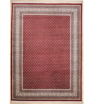 Teppich Abbas Meraj Mir - Rot