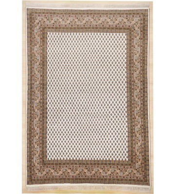 THEKO die markenteppiche Teppich Chandi Mir Creme