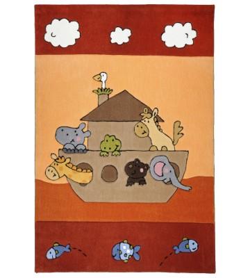 Teppich Maui MH-3265-02 - Terracotta