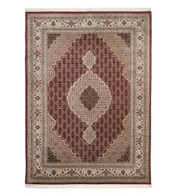 Teppich Sirsa Mahi Tabriz - Rot