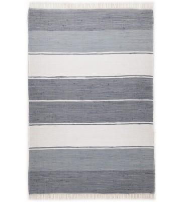 Webteppich Happy Design Stripes - Anthrazit