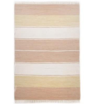 Webteppich Happy Design Stripes - Beige