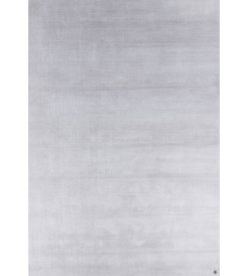 Kurzflor Teppich - Powder - Grau