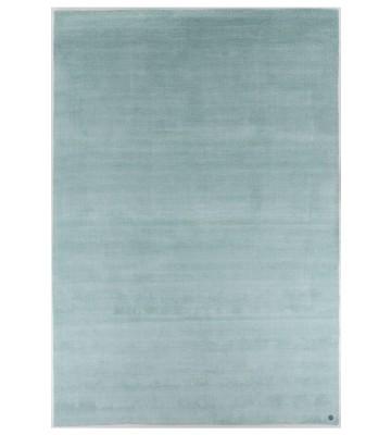 Kurzflor Teppich - Powder - Grün