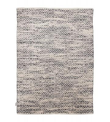 Teppich Smooth Comfort - Diamond - Grau