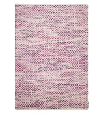 Teppich Smooth Comfort - Diamond - Rosa