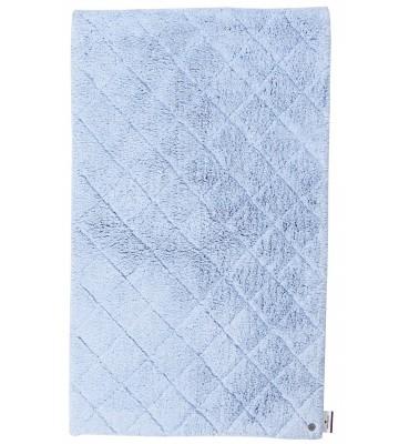 Tom Tailor Badematte Cotton Pattern - Blassblau