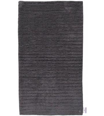 Tom Tailor Badezimmerteppich Cotton Stripe - Anthrazit