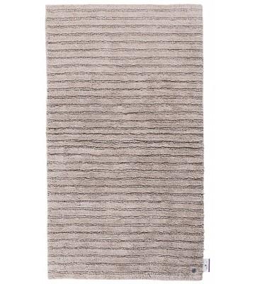 Tom Tailor Badezimmerteppich Cotton Stripe - Sandbeige