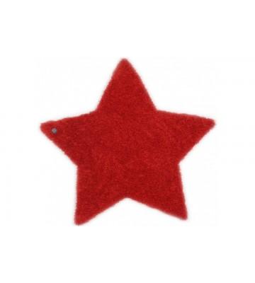 Tom Tailor - Soft Uni Stern (Rot)