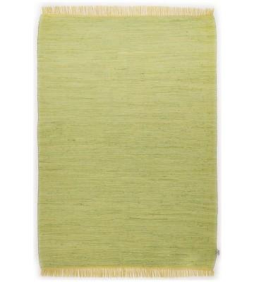 Tom Tailor Teppich - Cotton Color - Grün