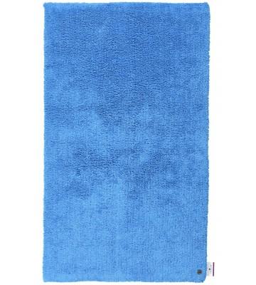 Tom Tailor Wende Badteppich Cotton Double - Blau