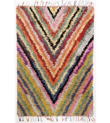 Tom Tailor Woll Teppich Vintage - Vivid Stripes