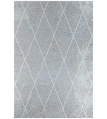 Vintage Teppich - Fine Lines - Aqua