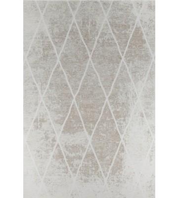 Vintage Teppich - Fine Lines - Beige