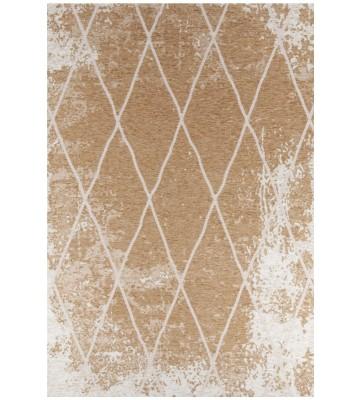 Vintage Teppich - Fine Lines - Gold