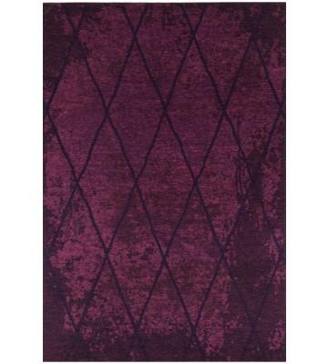 Vintage Teppich - Fine Lines - Purple