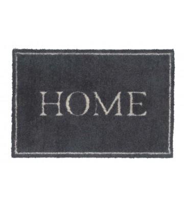 Baumwollmatte Home (Anthrazit)