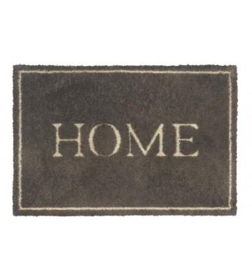 Baumwollmatte Home (Braun)