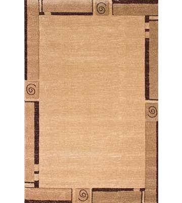Bordürenteppich Florenz - (Beige)