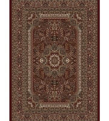 Bordürenteppich Marrakesh - Opulence - (Rot)
