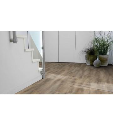 Design Belag - Uranos - Langdielen Optik (Antik Oak / Light Brown)