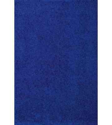 Hochflor Teppich Shaggy (Blau)