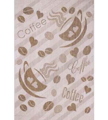 Küchenteppich Coffee (Braun)