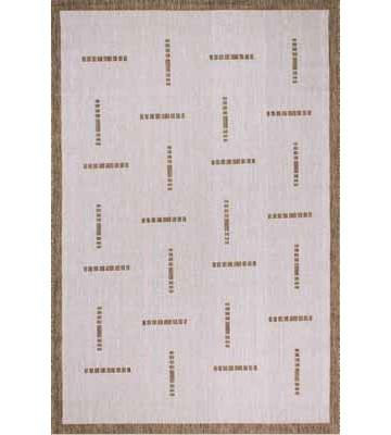 Küchenteppich Dots Line (Braun)