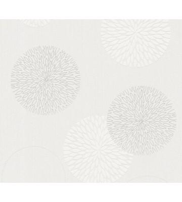 Modern Flowers Tapete 4557 (Creme)