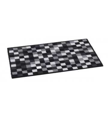 Schmutzfangmatte Pixel - Grau