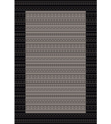 Teppich Country 5374 - Anthrazit