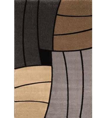 Teppich Florenz - Funny Stripes - (Beige)