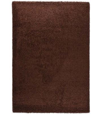 Teppich Shaggy Basic 170 - Braun