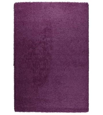Teppich Shaggy Basic 170 - Violett