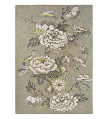Wedgwood Designer Teppich Paeonia - Taupe