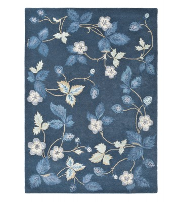 Wedgwood Designer Teppich Wild Strawberry - Navy