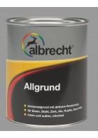 Allgrund - Silbergrau