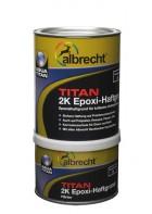 Aqua Titan 2K Epoxi-Haftgrund - Kombigebinde - Weiß