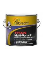 Aqua Titan Multi-Vorlack - Weiß