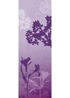 AP Panel - Mystic blossoms violet