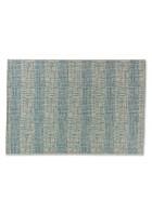 ASTRA Flachgewebeteppich - Imola Streifen - Blau