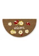 ASTRA Kokosmatte - Coco Design Blume Welcome